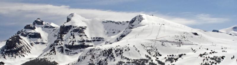 Vacances ski et snowboard à Banff